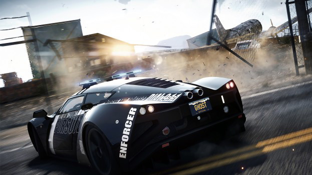 Need for Speed © Electronic Arts
