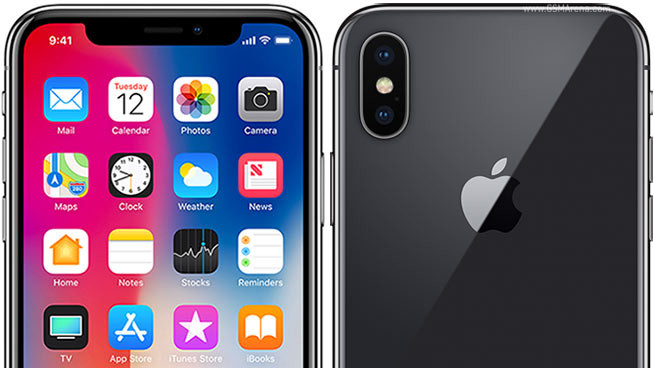 Apple iPhone X (Platz 7 in der Bestenliste) © Apple