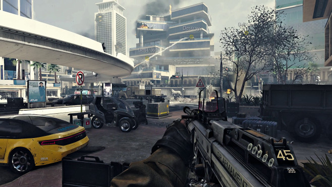 Call of Duty – Advanced Warfare © Activision