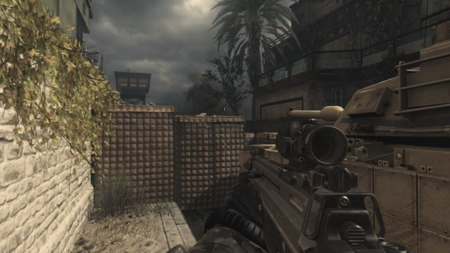 Call of Duty – Ghosts ©Activision Blizzard