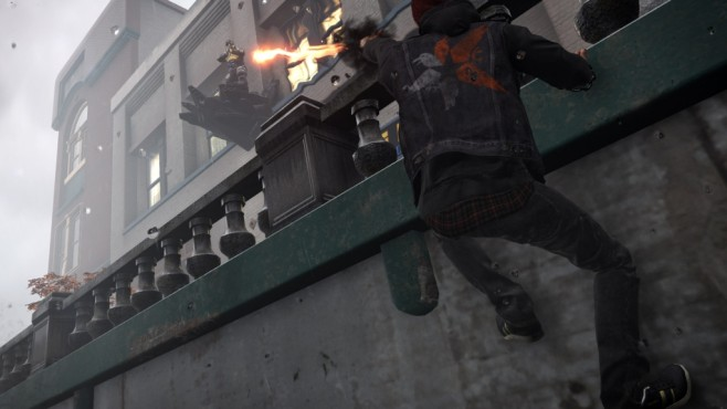 Infamous – Second Son ©Sony