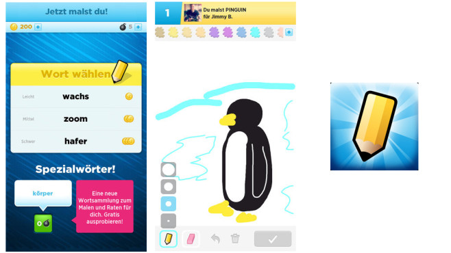Draw Something © OMGPOP