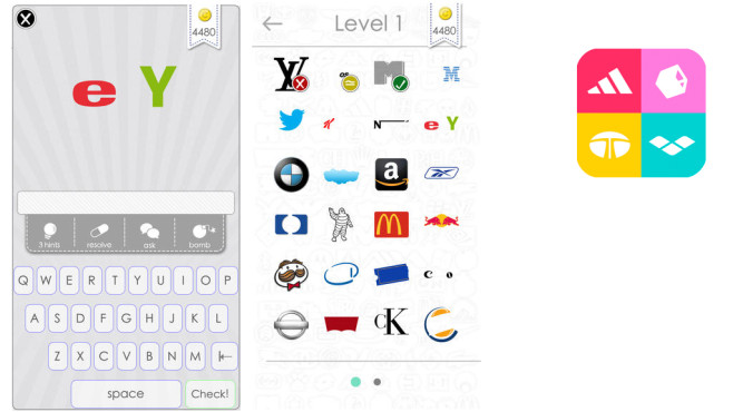 Logos Quiz Game © AticoD