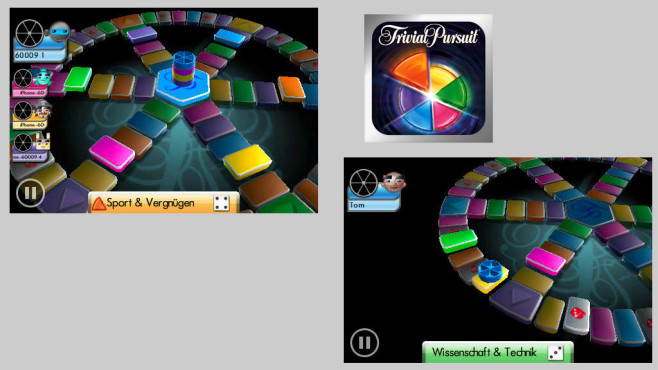 Trivial Pursuit © Electronic Arts