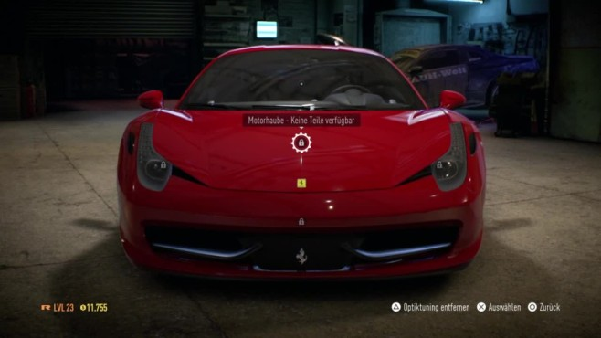 Need for Speed: Ferrari©EA