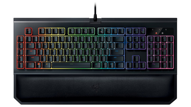 Razer BlackWidow Chroma V2 © Razer