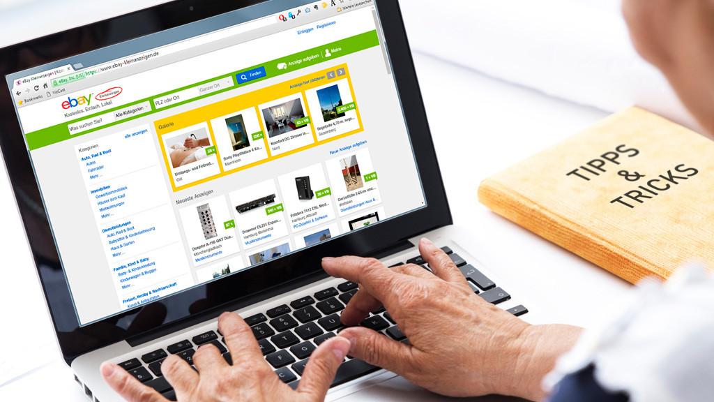 ebay kleinanzeigen tipps hilfe betrug computer bild. Black Bedroom Furniture Sets. Home Design Ideas