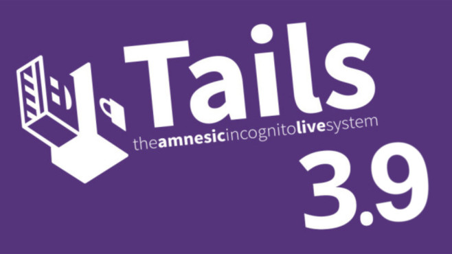 Tails 3.9 © Tails
