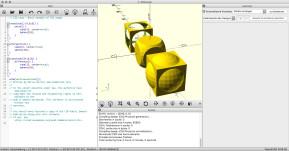 OpenSCAD (Mac)