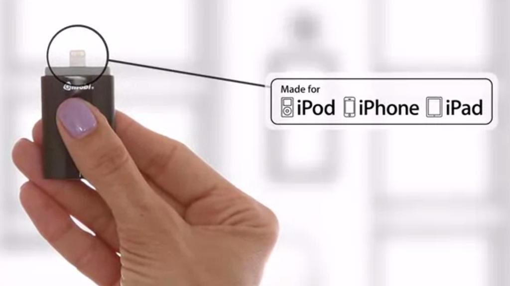 iStick: Praktischer USB-Stick mit iPhone-Lizenz
