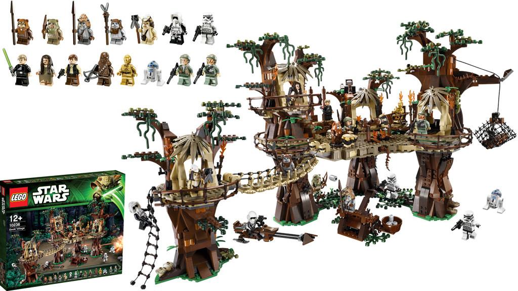 Star Wars Die Spannendsten Lego Produkte Bilder