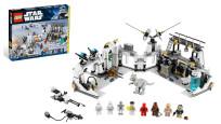 Lego Star Wars Hoth Echo Base©Lego