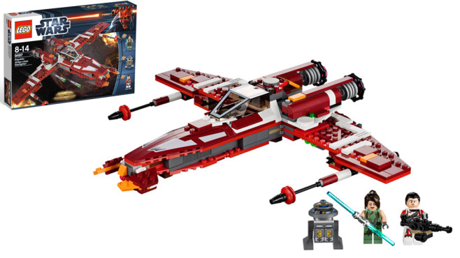 Lego Star Wars Republic Striker-class Starfighter © Lego