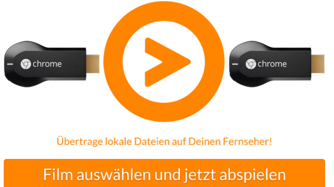 Videostream für Chromecast©Videostream, Google