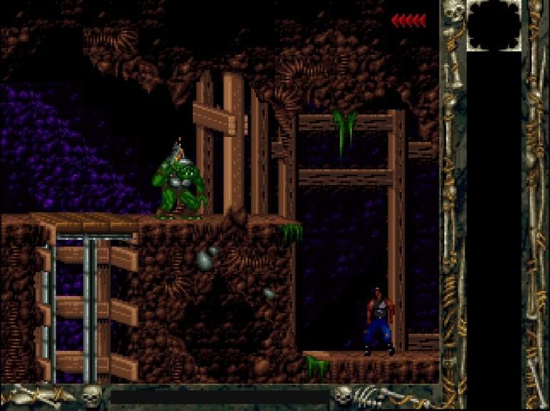 Screenshot 1 - Blackthorne