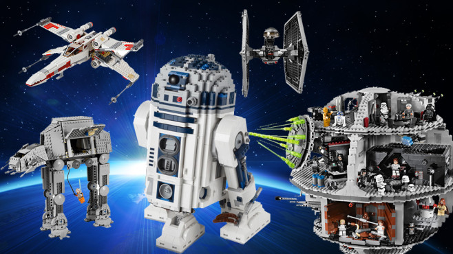 Lego Star Wars©LEGO, Alan Z. Uster – Fotolia.com