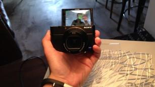 Sony DSC-RX100 III Selfie©COMPUTER BILD