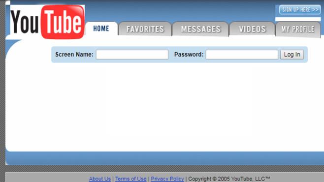 Digitale Zeitreise: So sahen Top-Webseiten früher aus – Google, MSN, Yahoo & Co.©COMPUTER BILDv