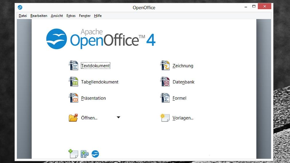 Kostenloser Ersatz für Microsoft Office
