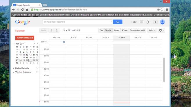 Google Kalender: Termine überall im Blick ©COMPUTER BILD