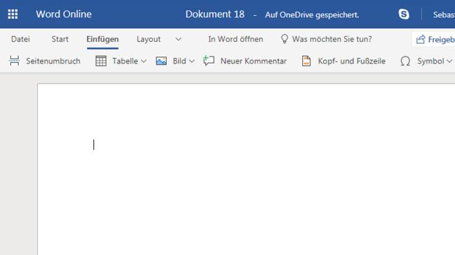 Microsoft Word Online: Profi-Textverarbeitung im Browser ©COMPUTER BILD