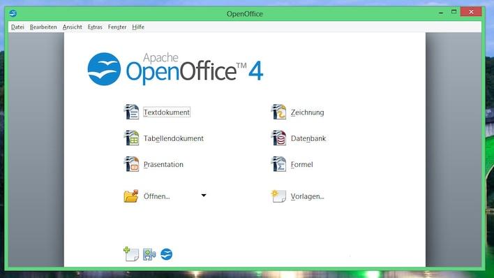 OpenOffice: Beliebtes Büropaket