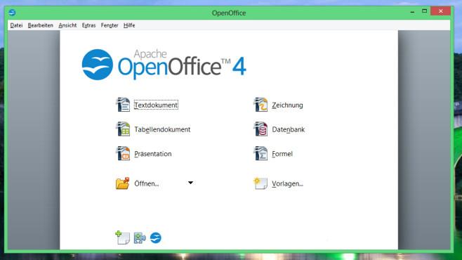 OpenOffice: Beliebtes Büropaket ©COMPUTER BILD