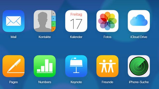 iCloud Pages, Numbers und Keynote: Apple-Büro im Internet ©COMPUTER BILD