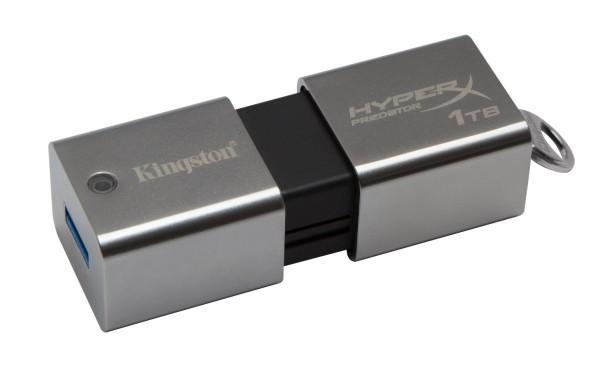 Kingston DataTraveler HyperX Predator 1TB ©Kingston