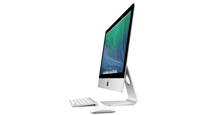 Apple iMac 21.5'' (ME086D/A) ©Apple