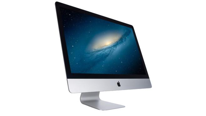 Apple iMac 27'' ©Apple