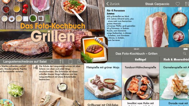 Das Foto-Kochbuch – Grillen ©ditter.projektagentur GmbH