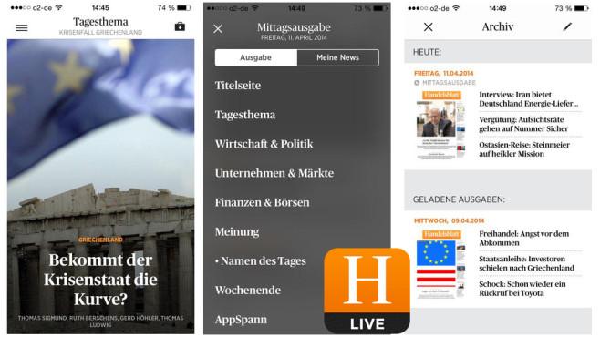 Handelsblatt Live ©Handelsblatt GmbH