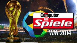Die COMPUTER BILD SPIELE-WM 2014©Electronic Arts