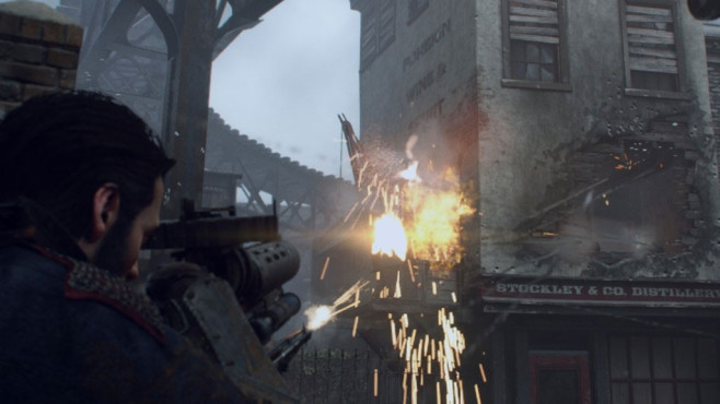 The Order – 1886: Termin©Sony