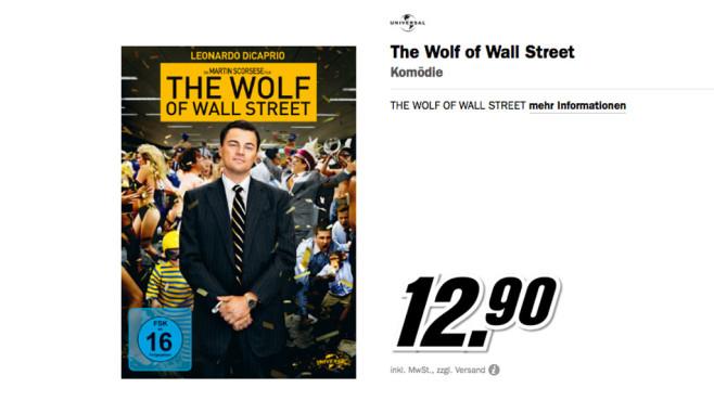 Film-DVD ©Media Markt