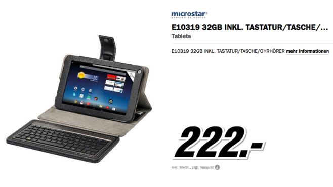 Microstar E10319 ©Media Markt