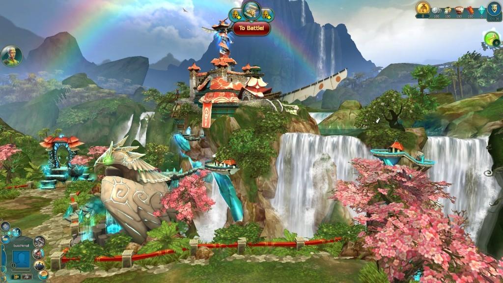 Screenshot 1 - Prime World