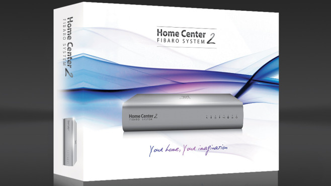 Fibaro Home Center 2 © Fibaro