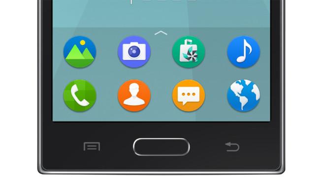 Neues Spitzen-Smartphone Samsung Z: Tizen statt Android©Samsung