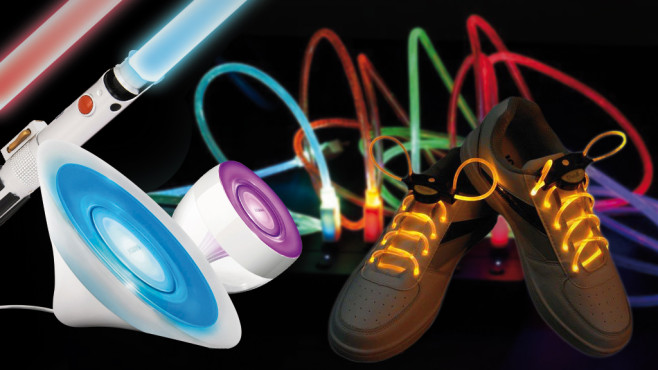 Die coolsten LED-Gadgets © Philips, Star Wars, AGPTek, KnickLichterDE