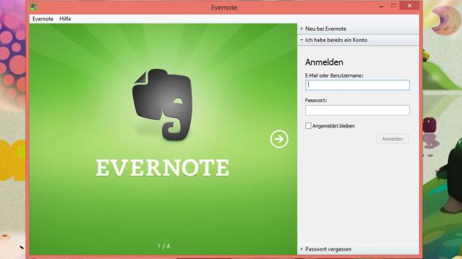 Alternativen: Evernote, Microsoft OneNote, Stickies ©COMPUTER BILD