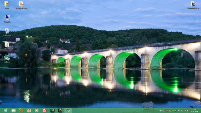 Desktop-Ordner ©COMPUTER BILD