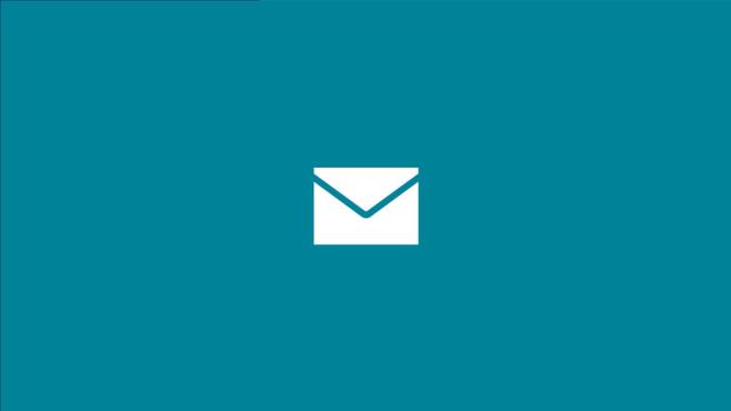 Mail-App ©COMPUTER BILD