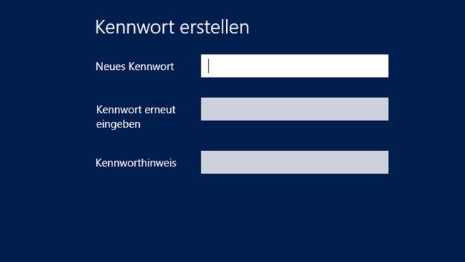 Windows-Kennwort ©COMPUTER BILD