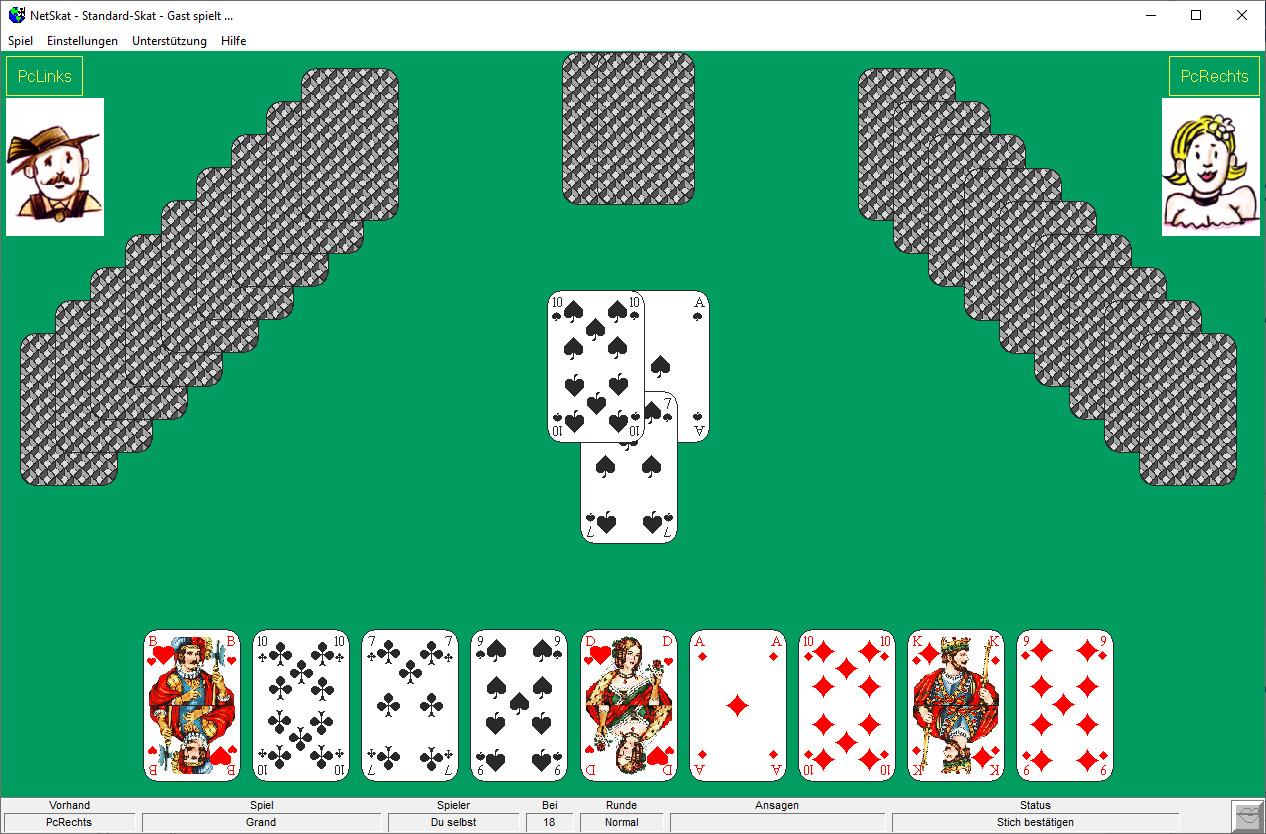 Screenshot 1 - NetSkat