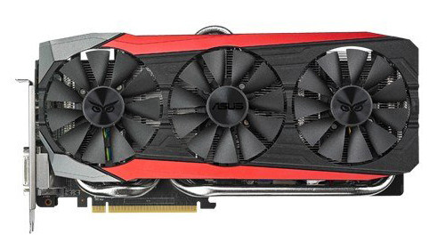 Asus STRIX-R9390X-DC3-8GD5-GAMING © Asus