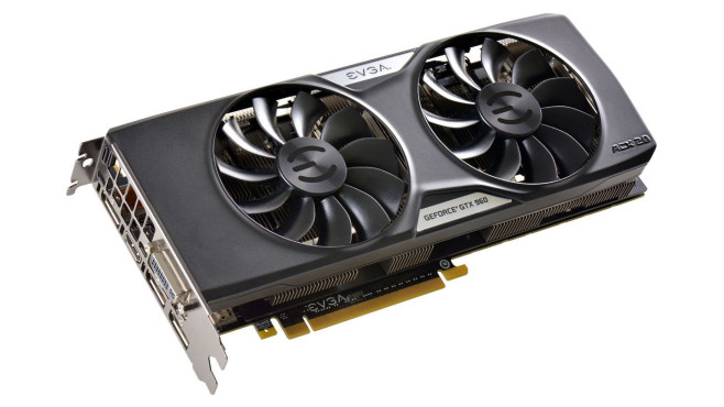 EVGA GeForce GTX 960 SuperSC ACX 2.0+ © EVGA