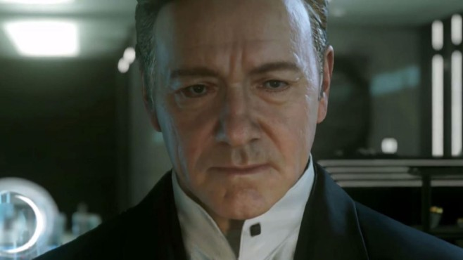 Kevin Spacey ©Activision