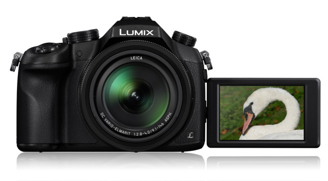 Panasonic Lumix FZ1000 © Panasonic